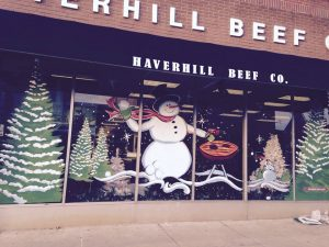Haverhill Beef Window