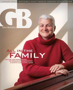 Golf Digest - ARCC Cover