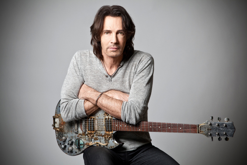 """Rick Springfield """"Stripped Down"""" at Blue Ocean Music Hall"""
