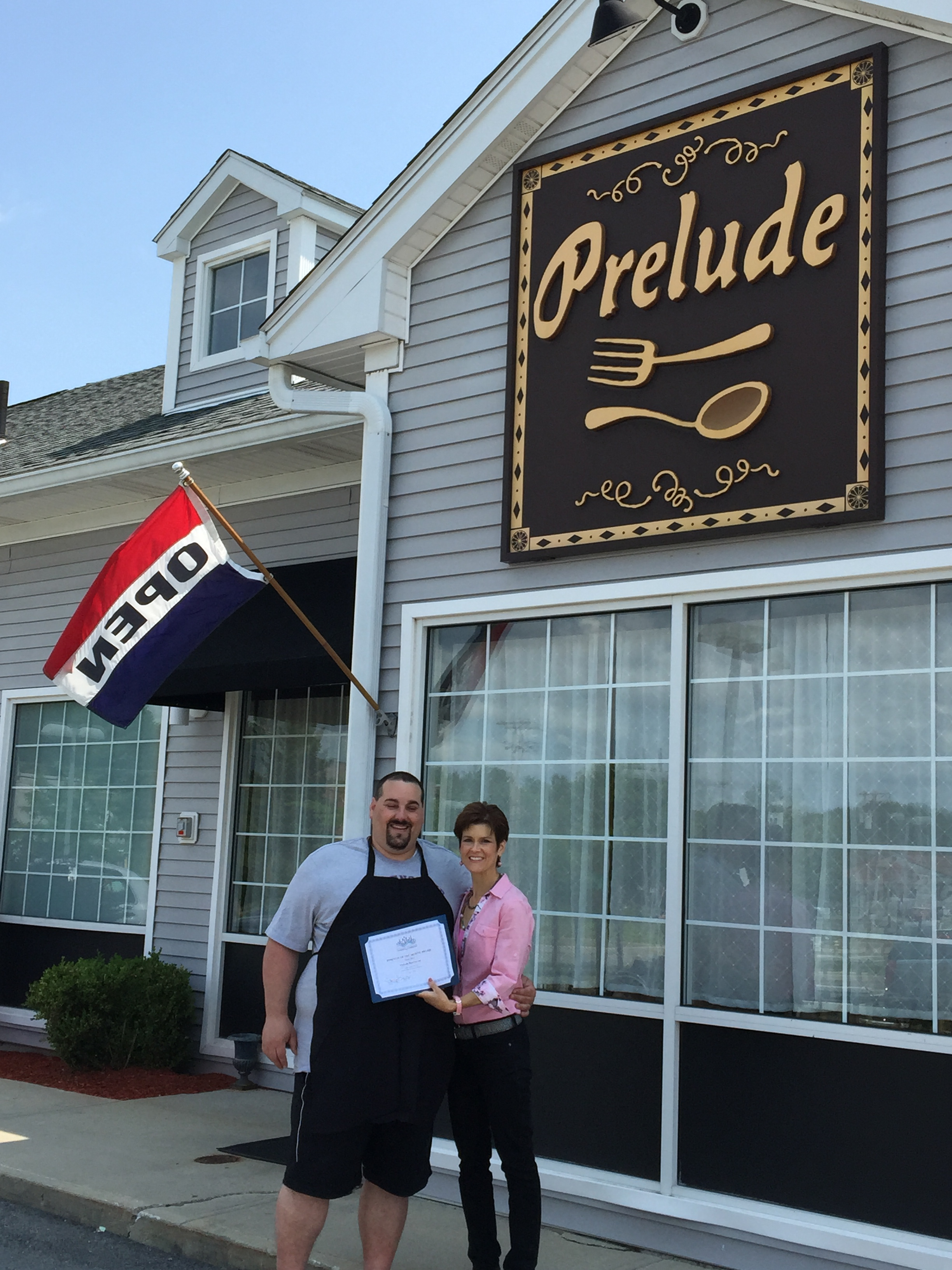 PRELUDE SELECTED BY GREATER HAVERHILL CHAMBER AS JUNE BUSINESS OF THE MONTH