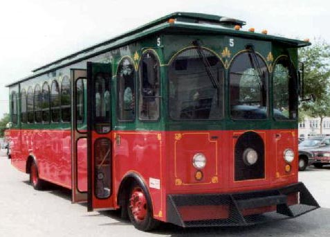 Chamber teams with Creative Haverhill to Promote City's Five Treasures with Trolley Tour