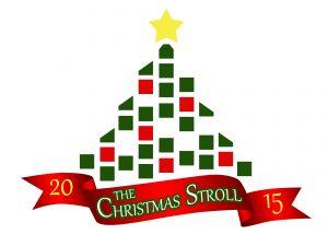 Christmas Stroll Logo