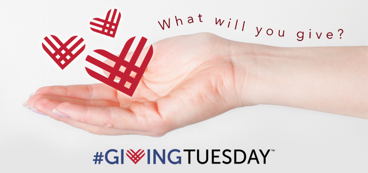 Giving Tuesday What will