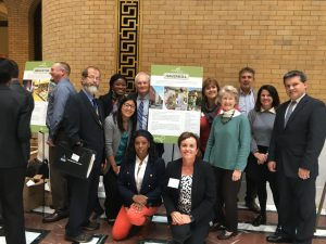 The Haverhill Working Cities Team delivered a fruitful presentation to the Federal Reserve Bank of Boston and named recipient of Design Challenge Grant