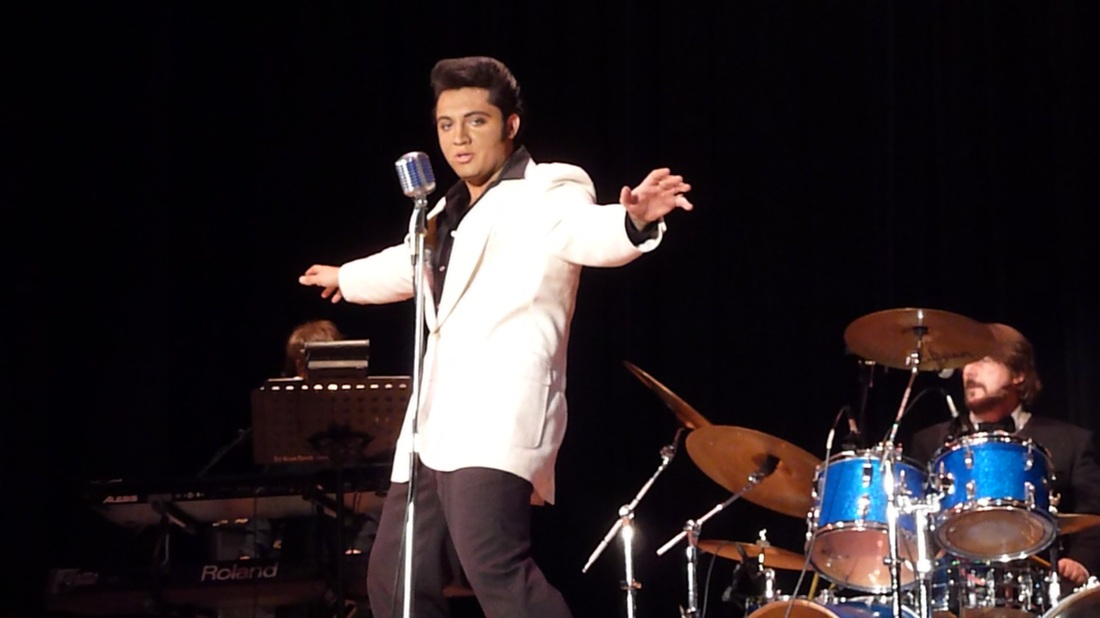 Northern Essex to Feature Ultimate Elvis Concert to benefit NECC's Endowment Fund