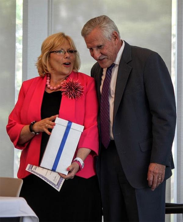 Haverhill Educator Receives MCO Course of Distinction Award