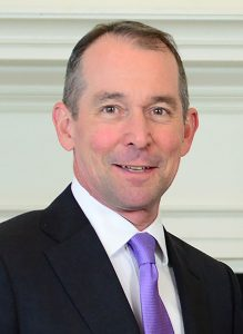 David Mansfield, CEO of Provident Bank, is the newest member of the NECC Foundation Board